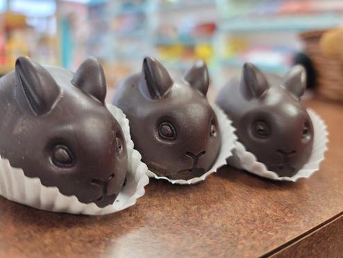 Mini Fudge Bunnies