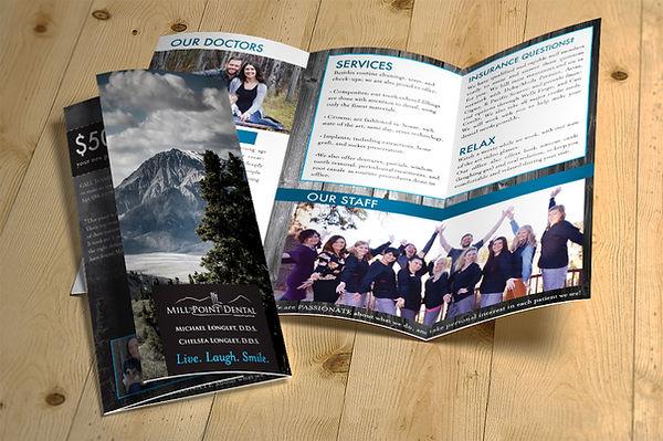 Katielizabeth Design - Brochure Design