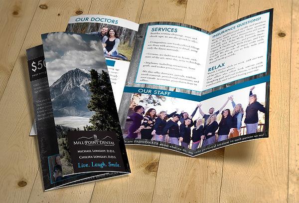 Katielizabeth Design Services Brochure Design