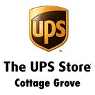 The UPS store Cottage Grove Logo square.