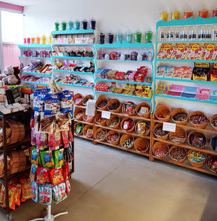 Specialty and Nostalgic Candies at Maggie's Candy Kitchen