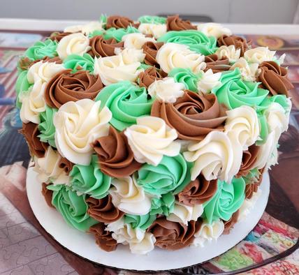 Fun Custom Cake from Maggies Candy Kitchen