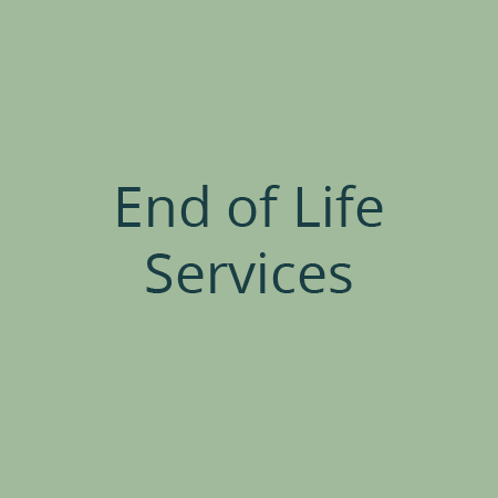 End of Life Services
