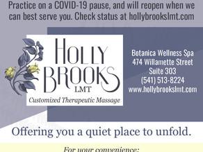 Holly Brooks, LMT