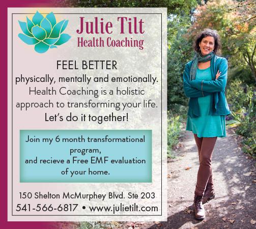 Julie Title Health Coaching Wellness Coupon