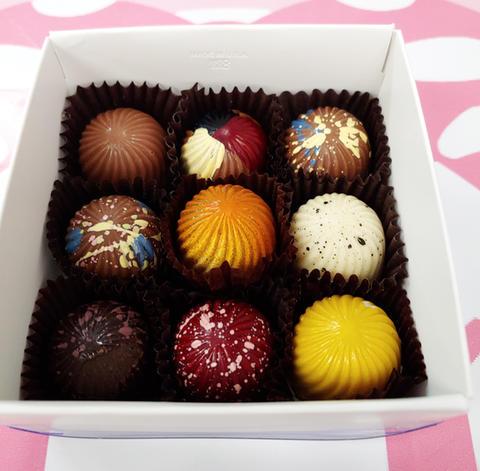 4 piece - Bonbons