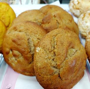 Cinnamon Apple Muffin Tops