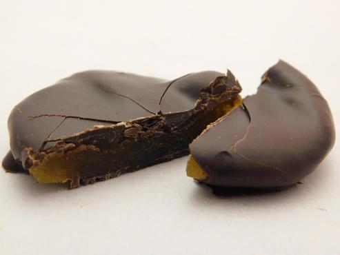 Dark Chocolate Covered Apricot