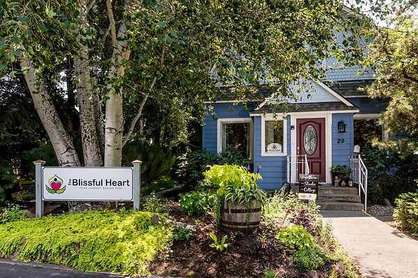 Office of Regina Callahan, Blissful Heart, Bend OR