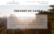 Mill Point Dental Center Web Design