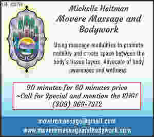 Movere Massage Wellness Coupon