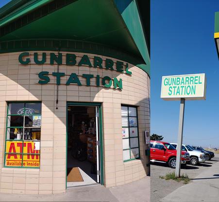 Gunbarrel Station