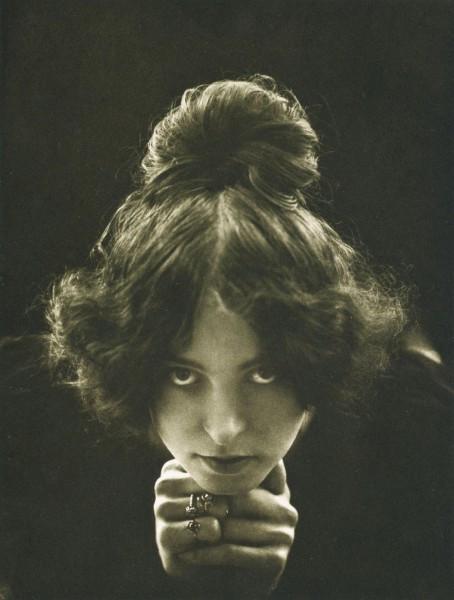 Vintage portrait by Stephanie Ludwig