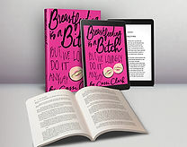 Print and ebook cover design and book layout