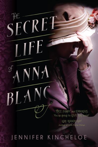 The Secret Life of Anna Blanc Book Cover