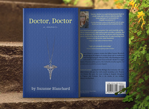 Book Cover Design - Doctor, Doctor