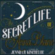The Secret Life of Anna Blanc unused audio cover design