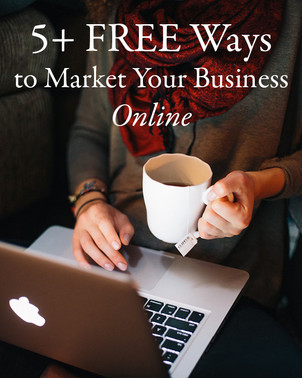 5+ FREE Ways to Promote Your Business Online