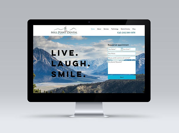 Katielizabeth Deign Services - website design
