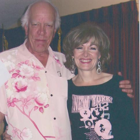 Cheryl Fisher and Amos Garrett