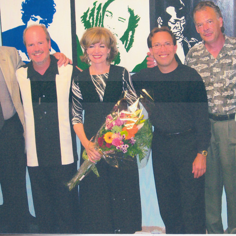 Cheryl Fisher with The Dan Brubeck Quintet
