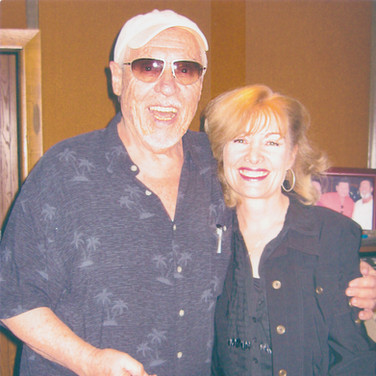 Cheryl Fisher and Ira Sullivan