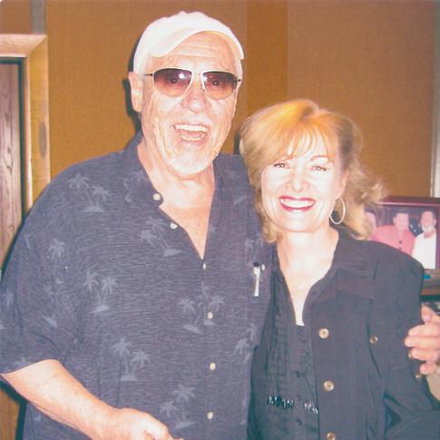 Cheryl Fisher and Ira Sullivan