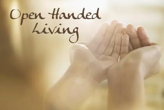 Open Handed Living