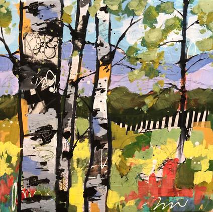 Mountain Colors II
