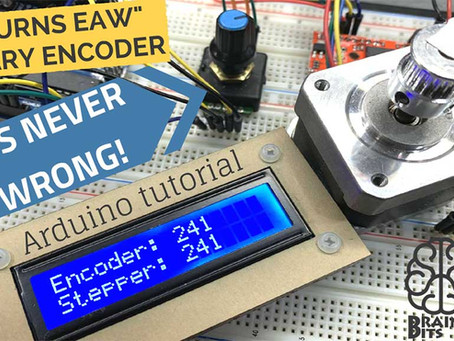 A Rotary Encoder that's Always on the Money!