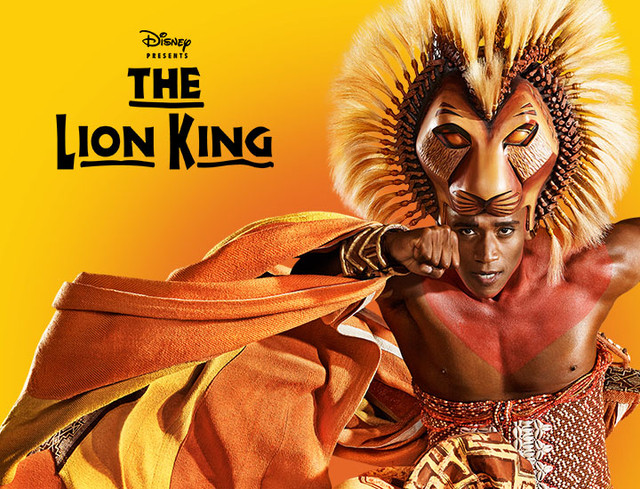 Graphic Design for The Lion King Ad Campaign
