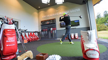 Rory opens world's first Nike Performance Fitting Centre at Archerfield Links