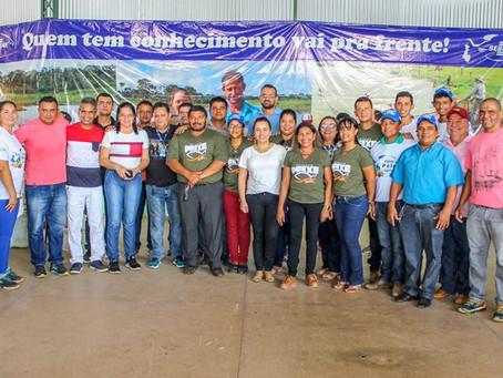 Prefeitura de Brasileia realiza a abertura de VI Feira do Peixe