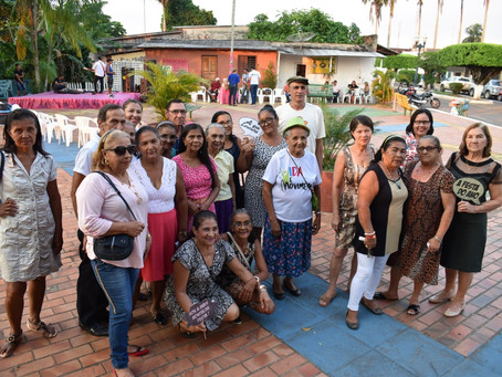 Prefeitura de Brasileia realiza atividade em comemoração ao dia do idoso
