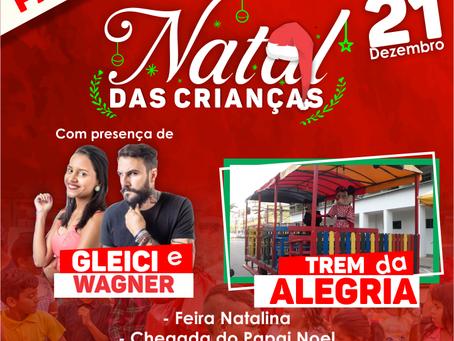 Natal das Crianças em Brasiléia