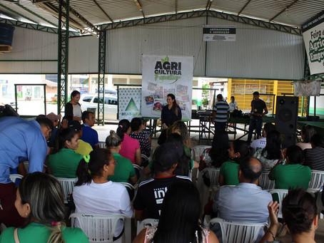 Prefeitura de Brasileia investe em merenda escolar de qualidade fornecida por produtores locais