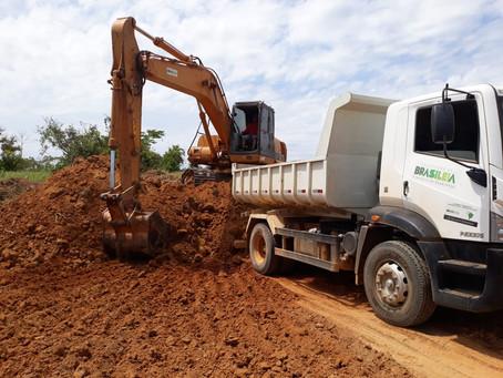 Após 4 anos sem manutenção prefeitura de Brasiléia garante trafegabilidade em ramal do KM 84