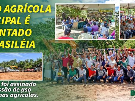 Prefeitura de Brasileia implanta o Plano Municipal Agrícola