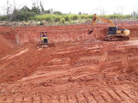 Prefeitura de Brasileia constrói tanque e realiza colheita de milho