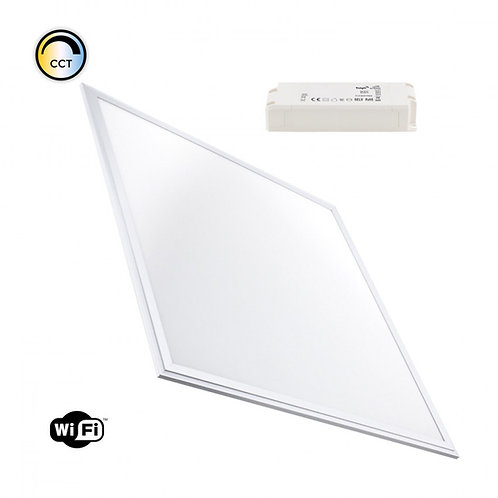 Dalle Led wifi dimmable CCT -60x60cm - 40W