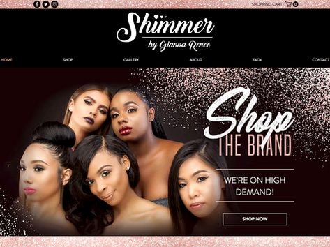 SHIMMER BY GIANNA RENEE
