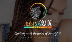 artistic braidz bc front