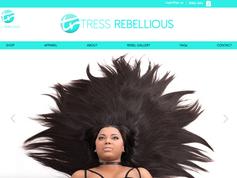TRESS REBELLIOUS