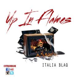ITALIA flames COVER