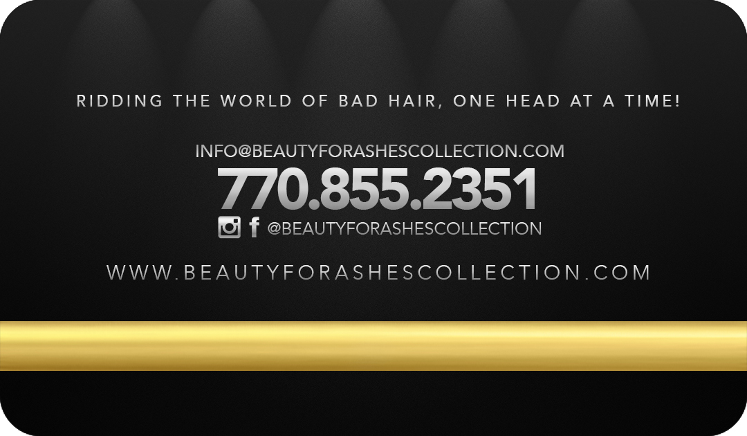 BEAUTYFORASHESCOLLECTION bus card 2
