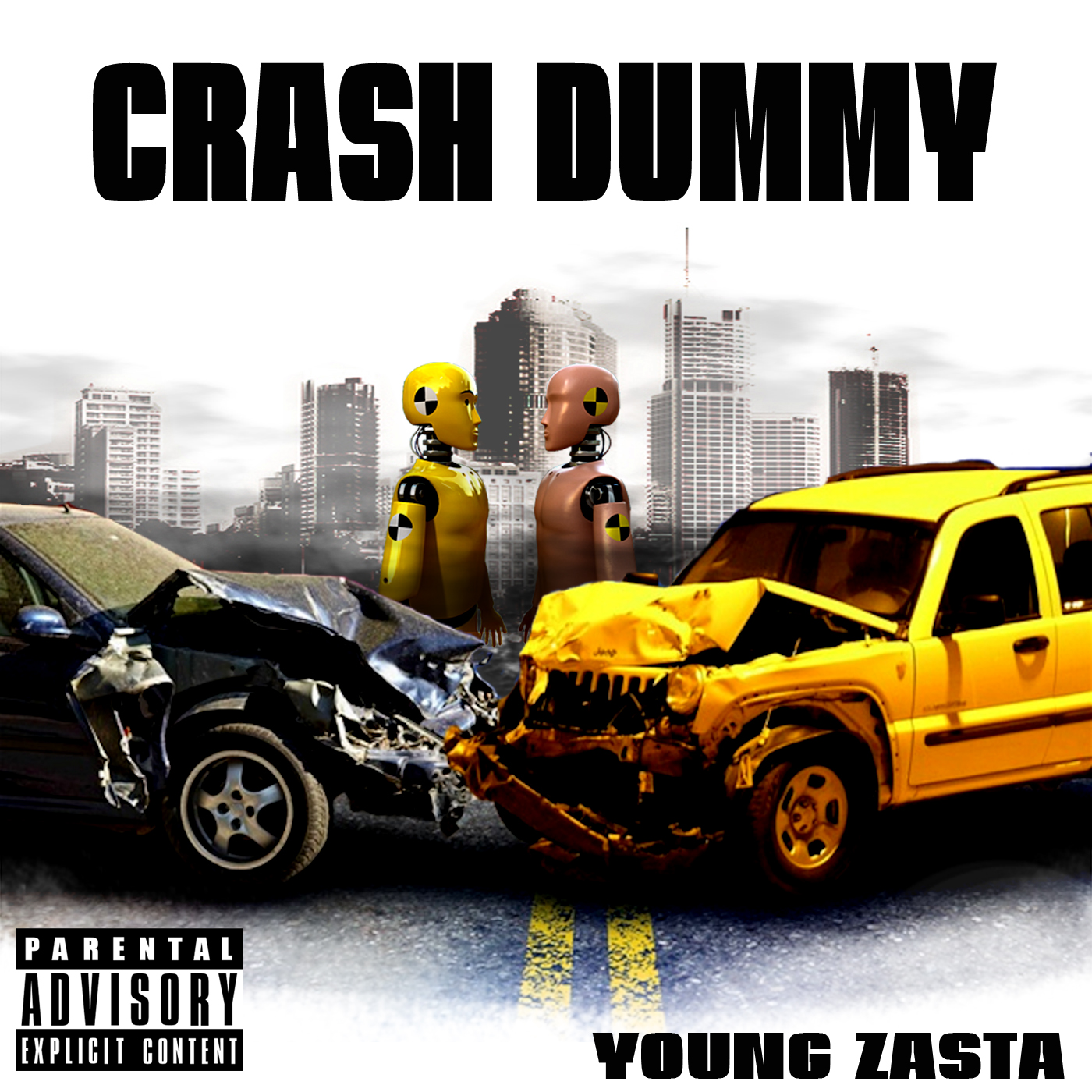 Crash dummy new cover