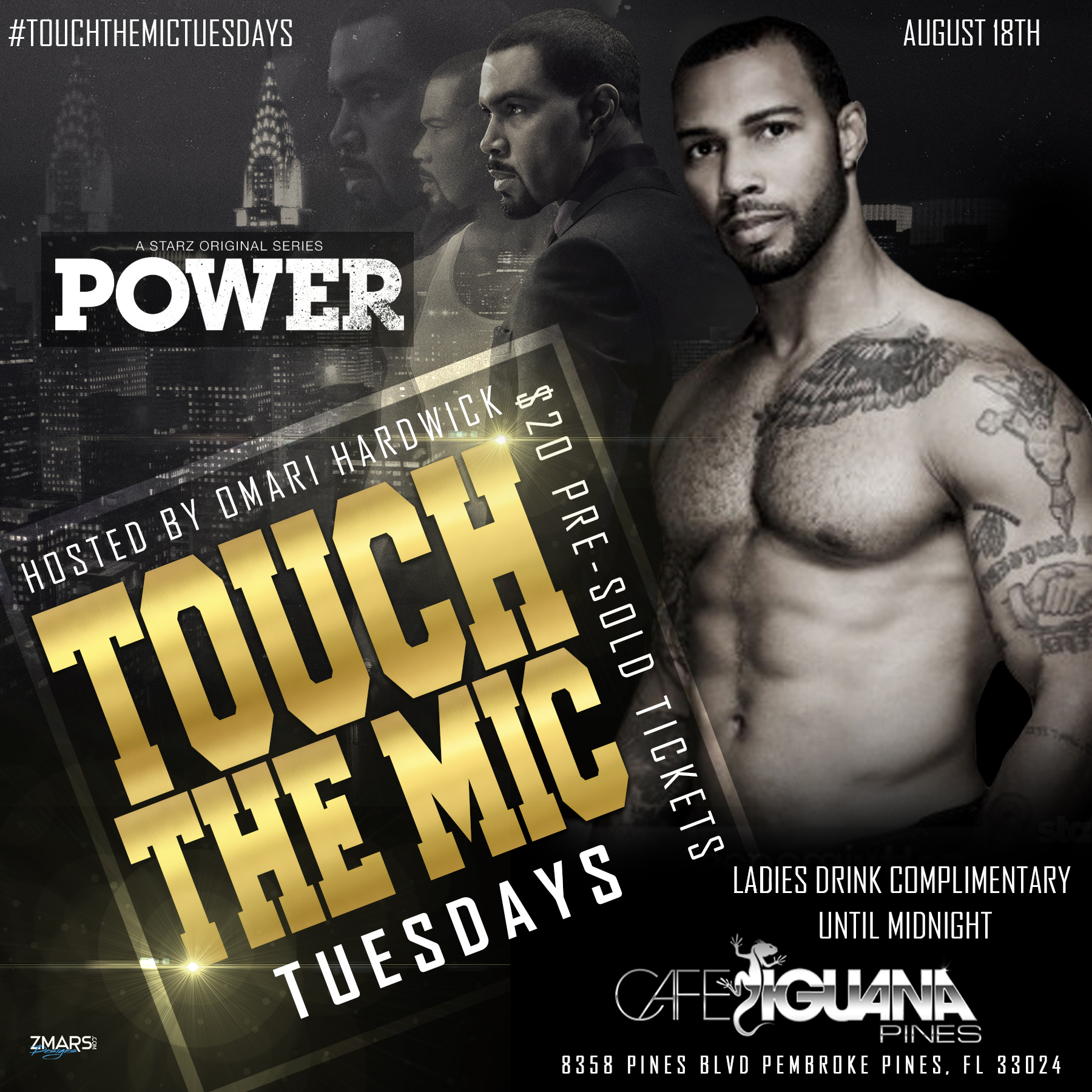 TOUCH THE MIC POWER2