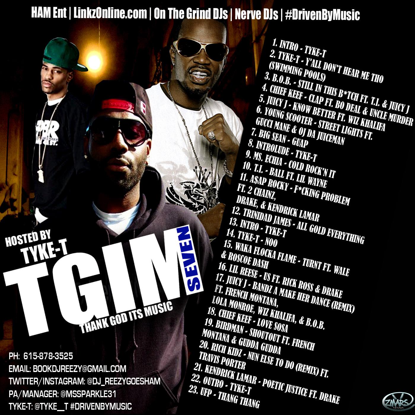 tgim7 cover