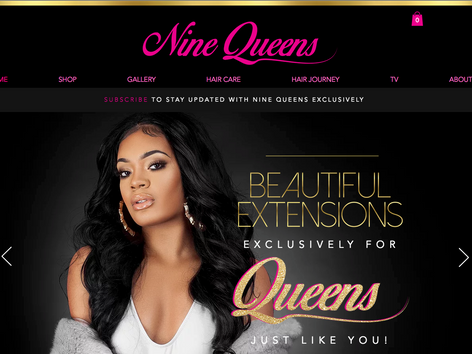 NINE QUEENS * INTERNATIONAL CLIENT *