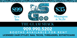 glamshack banner